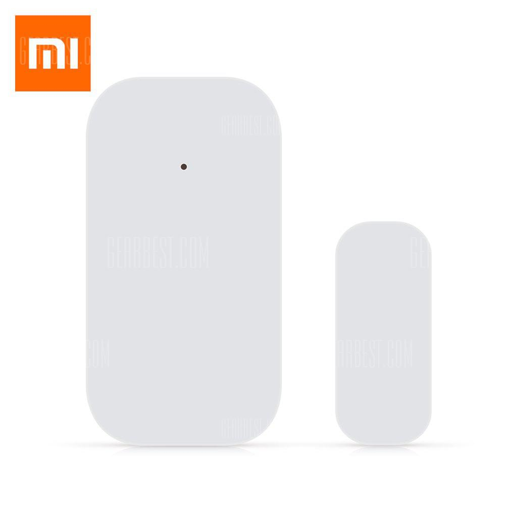Bons Plans Gearbest Amazon - Xiaomi Aqara Window Door Sensor MILK