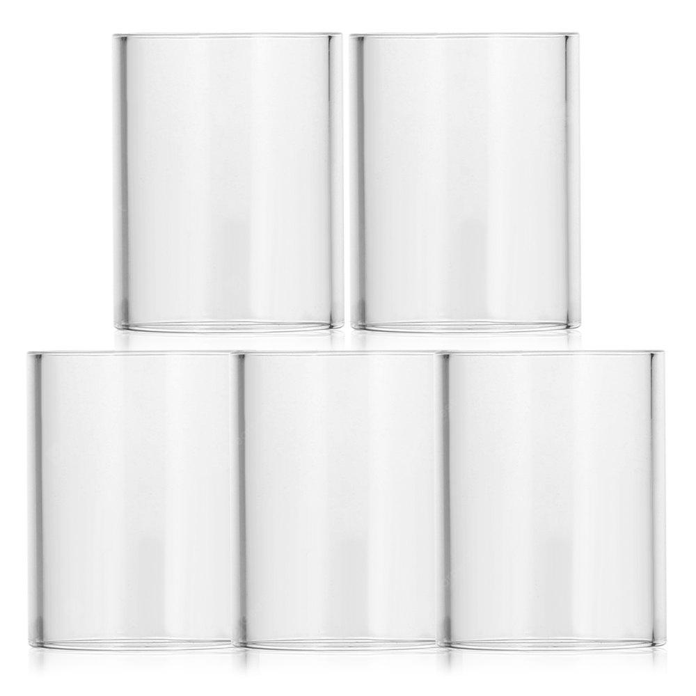 5pcs Replacement Glass Tank for Eleaf MELO RT 22