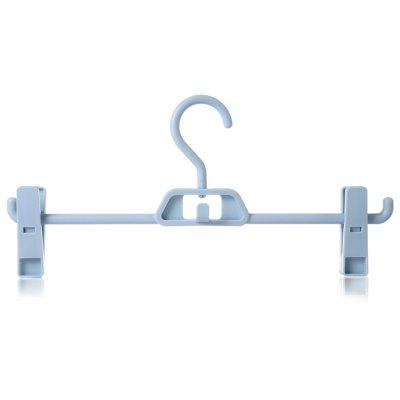 Clothes Pants Hanging Rack Hanger with Clips