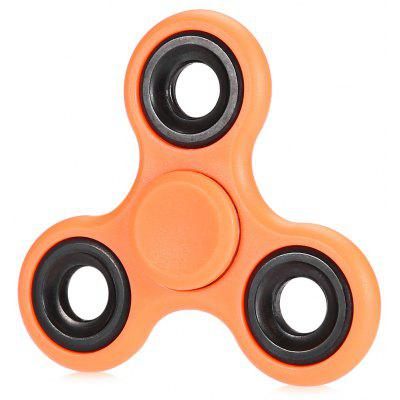 Luminous Fidget Spinner with Iron Bar Stress Reliever Toy