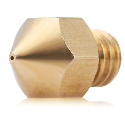 1.75mm Brass Extruder Nozzle for 3D Printing