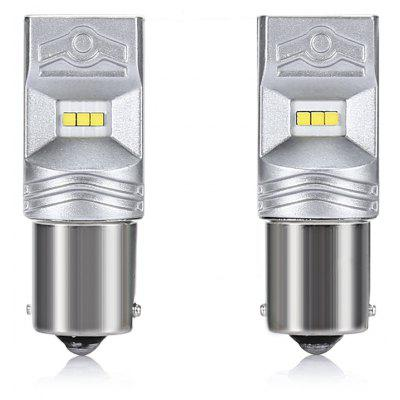 S25 1157 2PCS 480lm CSP 6 - SMD LED Lamb Brake Light Bulb