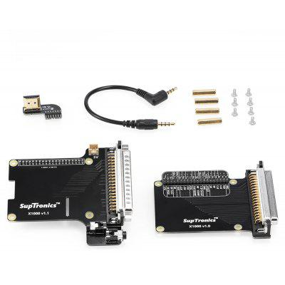 SupTronics X1000 Expansion Board + GPIO Protection Module