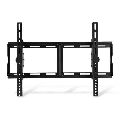 YC - TV600 60kg Wall Mount Bracket for 17 - 72 inch TVTV Wall Mount<br>YC - TV600 60kg Wall Mount Bracket for 17 - 72 inch TV<br><br>Color: Black<br>Compatible TV Size: 17 - 72 inch<br>Material: Stainless Steel<br>Max Load Bearing: 60kg<br>Model: YC - TV600<br>Package Contents: 1 x Wall Mount Bracket, 1 x Screw Pack, 1 x English User Manual<br>Package size (L x W x H): 68.00 x 24.00 x 8.00 cm / 26.77 x 9.45 x 3.15 inches<br>Package weight: 2.6300 kg<br>Product size (L x W x H): 67.00 x 23.00 x 6.50 cm / 26.38 x 9.06 x 2.56 inches<br>Product weight: 2.3250 kg