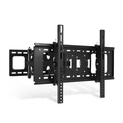 YC - TV400 60kg Wall Mount Bracket for 17 - 72 inch TVTV Wall Mount<br>YC - TV400 60kg Wall Mount Bracket for 17 - 72 inch TV<br><br>Color: Black<br>Compatible TV Size: 17 - 72 inch<br>Material: Stainless Steel<br>Max Load Bearing: 60kg<br>Model: YC - TV400<br>Package Contents: 1 x Wall Mount Bracket, 1 x Screw Pack, 1 x English User Manual<br>Package size (L x W x H): 67.00 x 24.00 x 10.00 cm / 26.38 x 9.45 x 3.94 inches<br>Package weight: 6.5010 kg<br>Product size (L x W x H): 66.00 x 23.00 x 8.00 cm / 25.98 x 9.06 x 3.15 inches<br>Product weight: 3.1690 kg