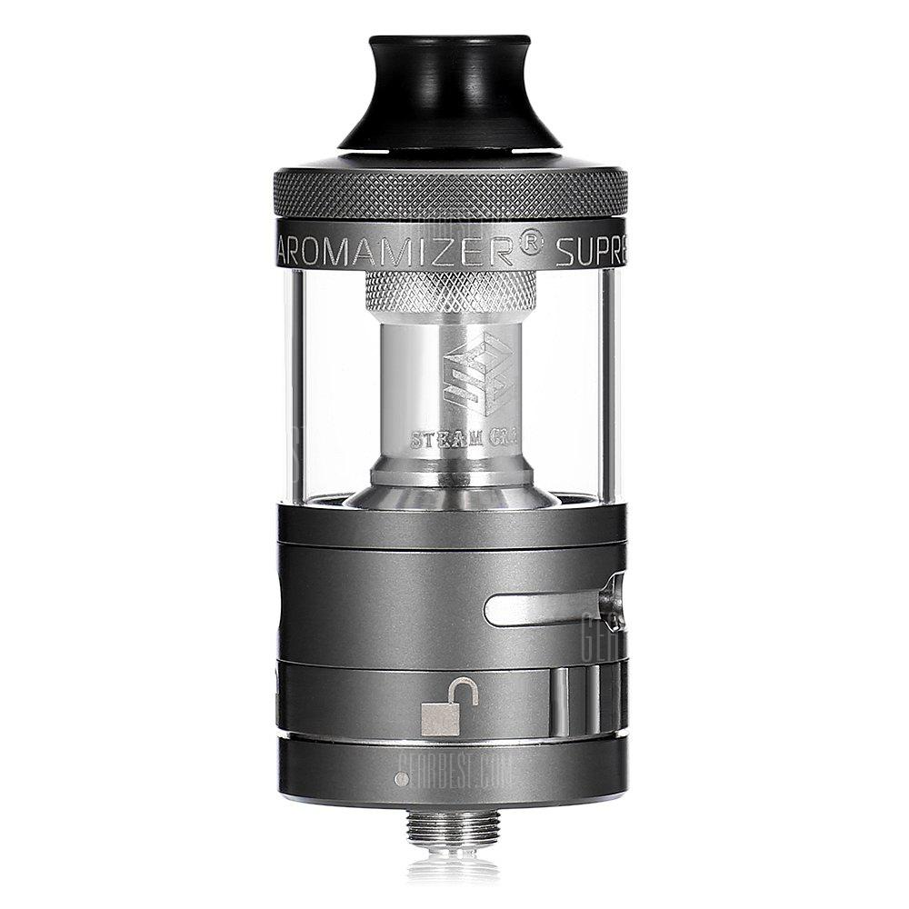Original Steam Crave Aromamizer Supreme V2 RDTA - GUN METAL