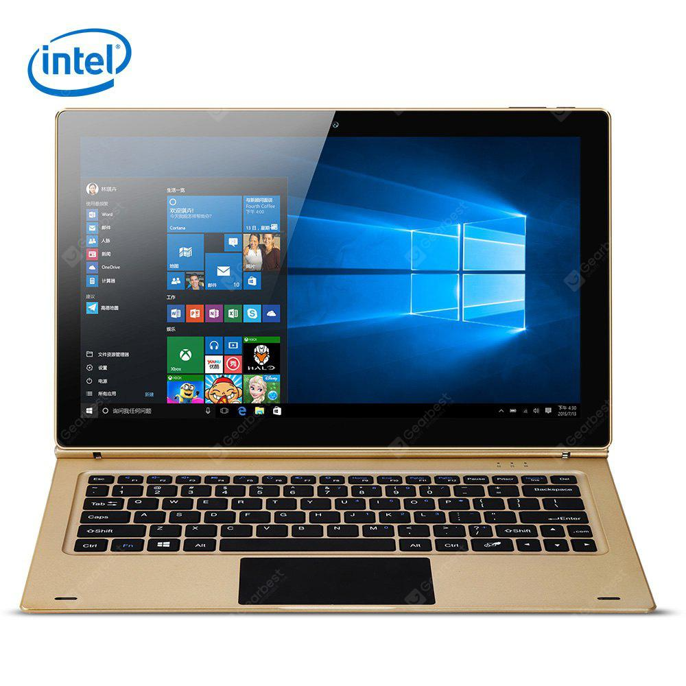 Onda oBook 11 Pro 2 in 1 Tablet PC 11.6 inch Windows 10 Home IPS FHD Screen Intel Kaby Lake Core M3-7Y30 Dual Core 1.61GHz 4GB RAM 64GB eMMC Dual Cameras OTG