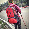 HONGJING 1044 Climbing Bag - RED
