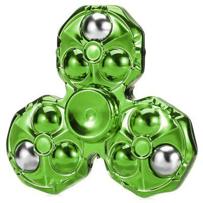 Tri-bar 3-bead Fidget Spinner Anxiety Toy