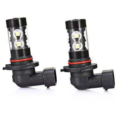 2pcs 9005 50W LED Car Lamp
