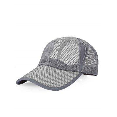 Mesh Breathable Baseball Cap