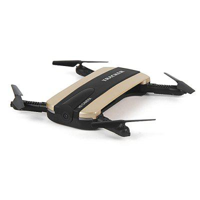 JXD 523 Mini Foldable RC Pocket Drone - BNF