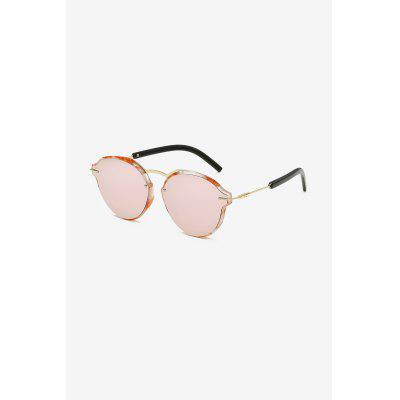 Buy SENLAN Fashion PC Lens Metal Frame Cycling Goggles Sunglasses, PINK, Apparel, Glasses, Stylish Sunglasses, Men's Sunglasses for $14.67 in GearBest store
