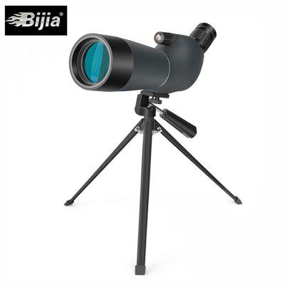 BIJIA 20 - 60 x 60mm Telescopio Monoculare di Zoom con Supporto di Triangle