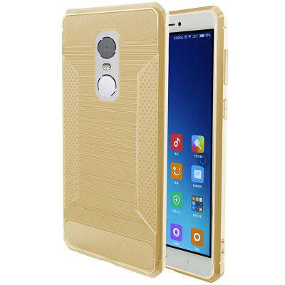 Luanke Brushed Finish TPU Case