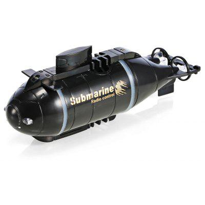 777  -  216 Full Function Fish Torpedo Wireless 40MHz RC Submarine Pigboat Toy Gift