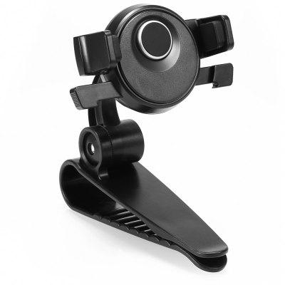 Car Sun Shield Mount Phone Holder Stand