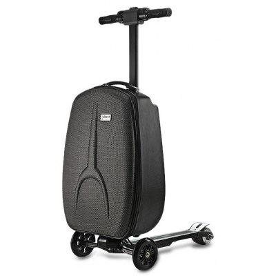 IUBEST IU - DX01 3-wheel Detachable Electric Suitcase Scooter