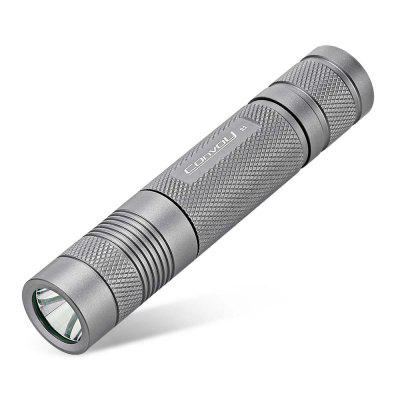 Convoy S2 U6-3A Grey Flashlight