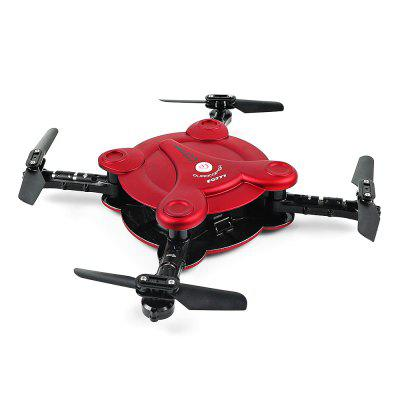 FQ777 FQ17W Foldable Mini RC Pocket Drone - RTF