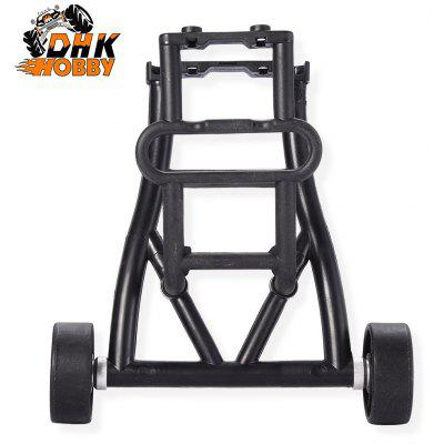 Original DHK HOBBY Plastic Wheelie Bar Assembly