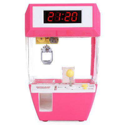 Funny Machine Clock Desktop Game Toy for FunOther Educational Toys<br>Funny Machine Clock Desktop Game Toy for Fun<br><br>Completeness: Finished Goods<br>Gender: Unisex<br>Materials: Plastic<br>Package Contents: 1 x Machine Toy<br>Package size: 15.00 x 14.00 x 22.00 cm / 5.91 x 5.51 x 8.66 inches<br>Package weight: 0.5750 kg<br>Product size: 12.00 x 10.00 x 18.00 cm / 4.72 x 3.94 x 7.09 inches<br>Stem From: China<br>Theme: Other