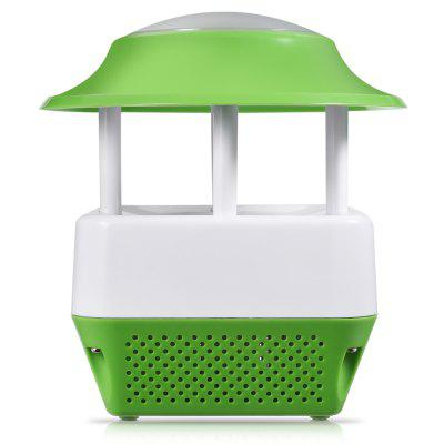Electronic USB Mosquito Trap KillerOther Home Improvement<br>Electronic USB Mosquito Trap Killer<br><br>Appliance Type: Mosquito Killer<br>Connector Type: USB<br>Material: ABS<br>Package Contents: 1 x Mosquito Killer, 1 x Cleaning Brush, 1 x Chinese / English User Manual<br>Package size (L x W x H): 17.10 x 17.10 x 18.60 cm / 6.73 x 6.73 x 7.32 inches<br>Package weight: 0.4780 kg<br>Product size (L x W x H): 13.00 x 13.00 x 13.50 cm / 5.12 x 5.12 x 5.31 inches<br>Product weight: 0.3390 kg<br>Voltage (V): DC 5