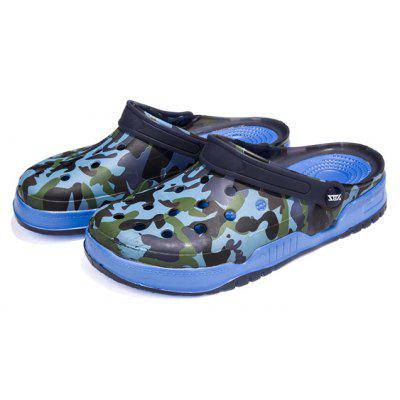 Breathable Camouflage Casual Beach Sandalen
