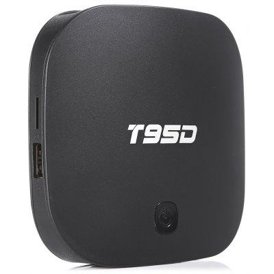SUNVELL T95D TV Box – 1+8G US BLACK