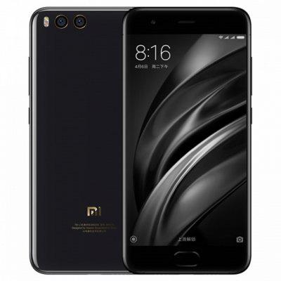 Xiaomi Mi 6 4G Smartphone - CERAMIC VERSION 6GB RAM 128GB ROM BLACK