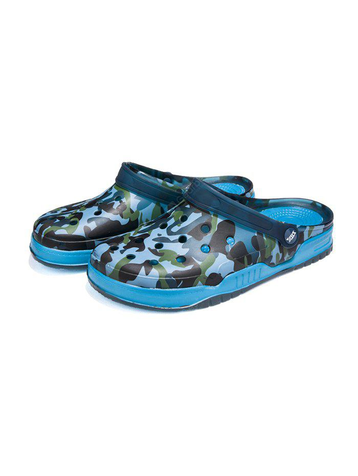 Breathable Camouflage Casual Beach Sandals AZURE 40
