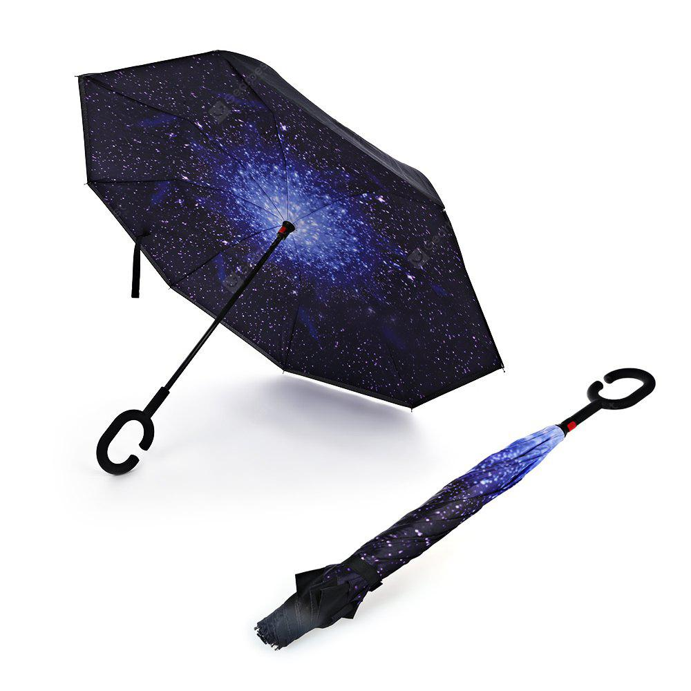Windproof Inverted Umbrella for Car - ROYAL
