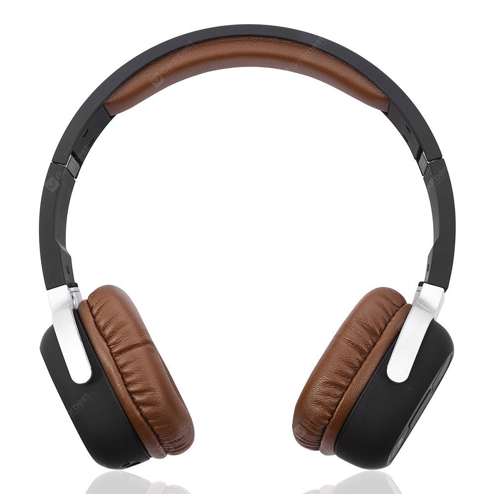 New Bee Wireless Bluetooth Sport Wireless Headphones with Microphone with Pedometer