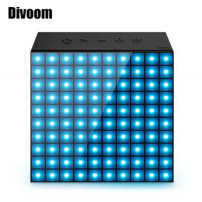 Altavoz Divoom Aurabox Bluetooth 4.0 Smart LED