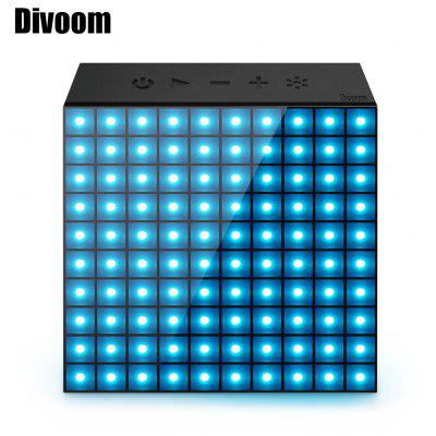 Divoom Aurabox Enceinte Bluetooth 4.0 LED Connectée
