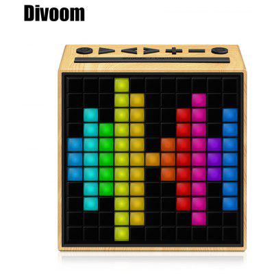 Divoom Timebox Altoparlante intelligente portatile Bluetooth LED