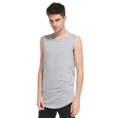 WHATLEES Sleeveless T Shirt