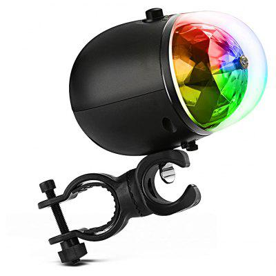 YWXLight 3W Mini Crystal Ball Light