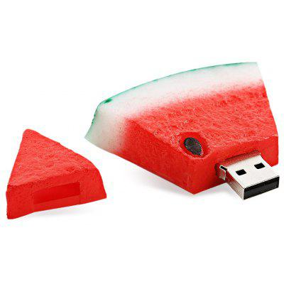 Caraele Watermelon Shape USB 2.0 U Disk Memory Storage Device