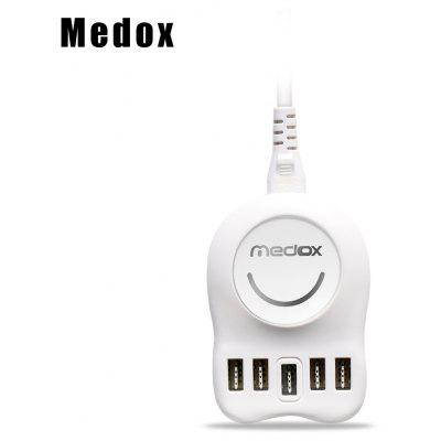 Medox 5 Port USB 2.0 Smart Charger