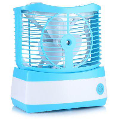 Mini Desktop-Befeuchter-Ventilator