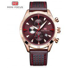MINI FOCUS MF0011G Men Quartz Watch