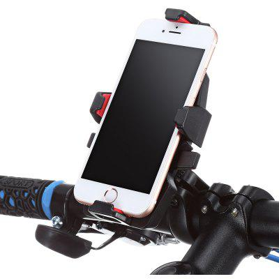 360 Degree Rotatable Bicycle Handlebar Mobile Phone Holder