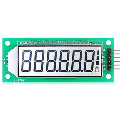 LDTR - WG0101 LCD Display Module