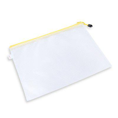 Deli 5654 10PCS A4 Clear File BagDesk Organizers<br>Deli 5654 10PCS A4 Clear File Bag<br><br>Brand: Deli<br>Features: transparent<br>Model: 5654<br>Package Contents: 1 x Deli 5654 file pocket<br>Package size (L x W x H): 35.00 x 24.50 x 1.10 cm / 13.78 x 9.65 x 0.43 inches<br>Package weight: 0.0420 kg<br>Product size (L x W x H): 34.00 x 23.50 x 0.10 cm / 13.39 x 9.25 x 0.04 inches<br>Product weight: 0.0300 kg
