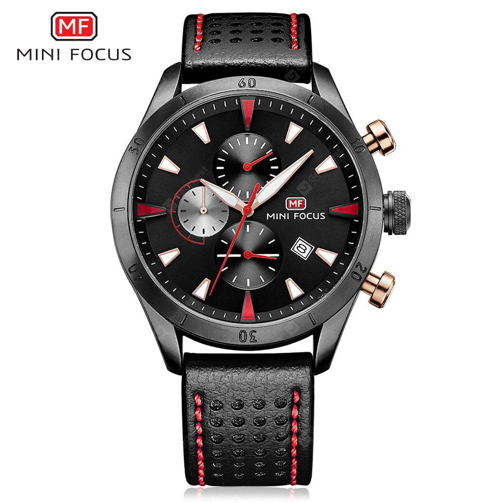 MINI FOCUS MF0011G Montre Homme Quartz