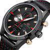 MINI FOCUS MF0011G Montre Homme Quartz - NOIR