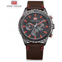 MINI FOCUS MF0007G Male Quartz Watch