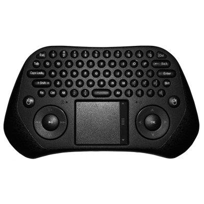 MEASY GP800 2.4GHz Wireless Touchpad Keyboard Air Mouse Remote Controller for PC Laptop Projector