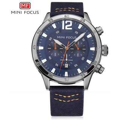 MINI FOCUS MF0006G Men Quartz Watch